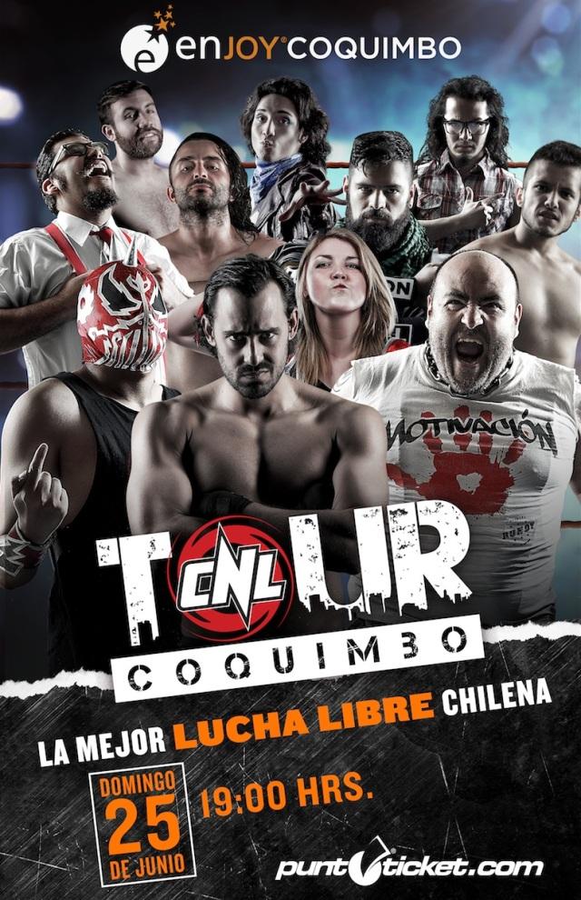 CNL Tour Coquimbo